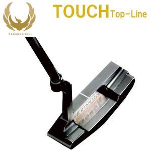 クロノスゴルフ タッチ トップライン パター KRONOS GOLF TOUCH Top-Line|daiichigolf