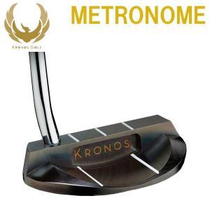 (KRONOS GOLF) クロノスゴルフ(METRONOME)メトロノームパター|daiichigolf