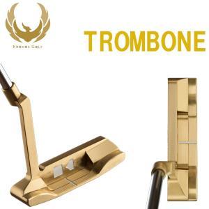 クロノスゴルフ トロンボーン パター ロングネック|daiichigolf