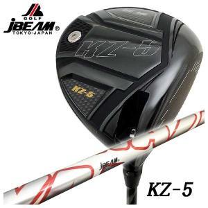 (特注カスタムクラブ) JBEAM(Jビーム) KZ-5 ドライバー JBEAM ZY-YAMAZAKI (白)シャフト|daiichigolf