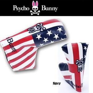 サイコバニー A/A FLAG パターカバー ブレード型 Psycho Bunny daiichigolf
