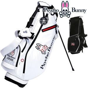 サイコバニー WIT S/B ゴルフスタンドバッグ 9型 Psycho Bunny PBMG7SC2|daiichigolf