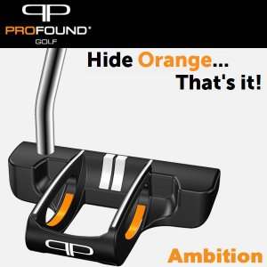 プロファウンド ゴルフ アンビション パター(Ambition)|daiichigolf