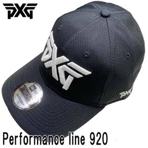 PXG performance Line 920 Adjustable Clip キャップ ブラック daiichigolf
