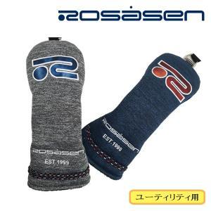 ロサーセン ヘッドカバー ユーティリティ用 Rosasen RSU005 あすつく|daiichigolf