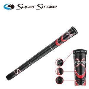 スーパーストローク SUPER STROKE CROSS COMFORT STANDARDSIZE クロスコンフォート スタンダードサイズ|daiichigolf