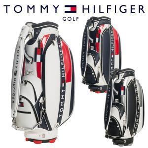 トミーヒルフィガー キャディバッグ 9型 TOMMY HILFIGER C/Bag THMG7SC1 daiichigolf