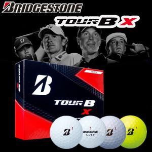 ブリヂストンゴルフ ツアービー・エックス ゴルフボール 1ダース(12球) BRIDGESTONE GOLF TOUR B X|daiichigolf
