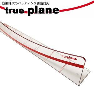 (送料無料)パッティング練習器具 トゥループレーン 日本限定クリアバージョン true plane|daiichigolf