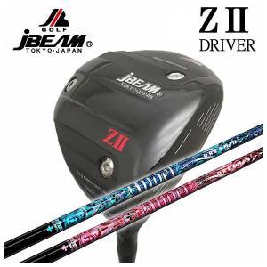 (特注カスタムクラブ) JBEAM ジェイビーム Z2 ゼッツー ドライバー クライムオブエンジェル ドリーミン(Dreamin`)シャフト|daiichigolf