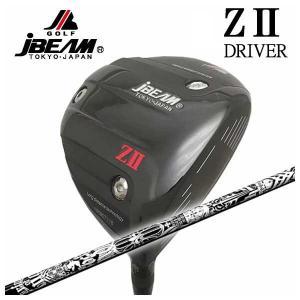 (特注カスタムクラブ) JBEAM ジェイビーム Z2 ゼッツー ドライバー クライムオブエンジェル ブラックエンジェル(BLACK ANGEL) シャフト|daiichigolf