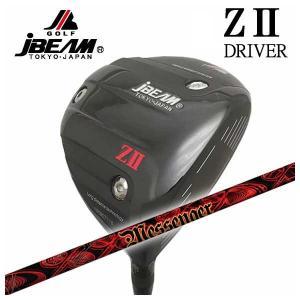 (特注カスタムクラブ) JBEAM ジェイビーム Z2 ゼッツー ドライバー TRPX(ティーアールピーエックス) NEW Messenger(ニューメッセンジャー) シャフト|daiichigolf