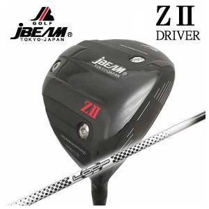 (特注カスタムクラブ) JBEAM ジェイビーム Z2 ゼッツー ドライバー シンカグラファイト LOOPプロトタイプHDシャフト|daiichigolf