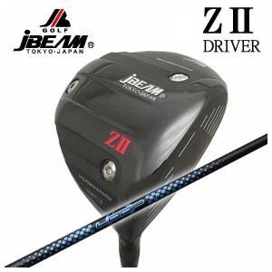 (特注カスタムクラブ) JBEAM ジェイビーム Z2 ゼッツー ドライバー シンカグラファイト LOOPプロトタイプJJシャフト|daiichigolf