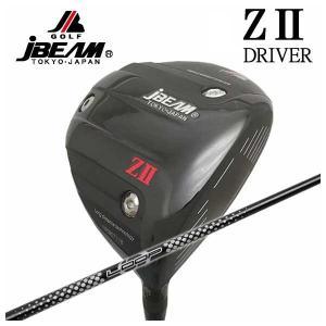 (特注カスタムクラブ) JBEAM ジェイビーム Z2 ゼッツー ドライバー シンカグラファイト LOOPプロトタイプCLシャフト|daiichigolf