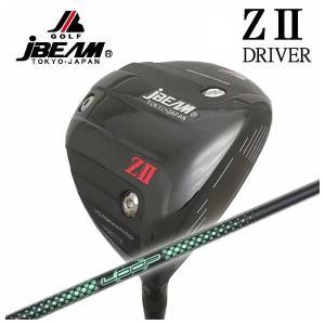 (特注カスタムクラブ) JBEAM ジェイビーム Z2 ゼッツー ドライバー シンカグラファイト LOOPプロトタイプGKシャフト|daiichigolf