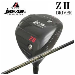 (特注カスタムクラブ) JBEAM ジェイビーム Z2 ゼッツー ドライバー シンカグラファイト LOOPプロトタイプIPシャフト|daiichigolf