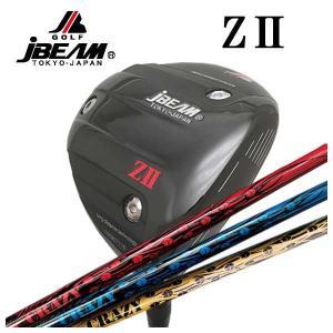 (特注カスタムクラブ) JBEAM ジェイビーム Z2 ゼッツー ドライバー クレイジー CRAZY-8 シャフト daiichigolf