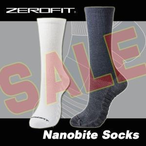 (大特価!)ゼロフィット ナノバイト ソックス ミドルカット ZEROFIT Nanobite Socks ネコポス|daiichigolf