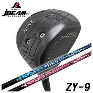 (特注カスタムクラブ) JBEAM(Jビーム) ZY-9 ドライバー クライムオブエンジェル ドリーミン(Dreamin`)シャフト|daiichigolf