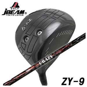 (特注カスタムクラブ) JBEAM(Jビーム) ZY-9 ドライバー クレイジー(CRAZY) シューター(Shooter) シャフト|daiichigolf