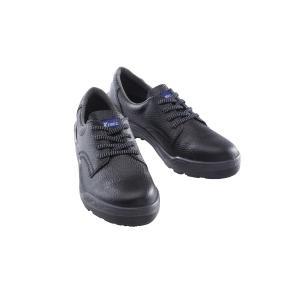 85021 本格仕様の安全靴 短靴 天然牛革使用 JIS規格合格品 XEBEC ジーベック 24.0〜29.0cm セーフティシューズ|daijirounet