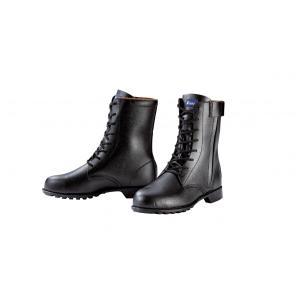 85027 本格仕様の長編上安全靴 天然牛革使用 JIS規格合格品 サイドファスナー XEBEC ジーベック 24.0〜29.0cm セーフティシューズ ワークブーツ|daijirounet