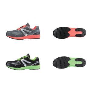 85130 女性サイズ対応 超軽量・蛍光カラーセフティシューズ 斬新な蛍光カラー XEBEC ジーベック 22.0〜29.0cm セーフティシューズ 安全靴|daijirounet