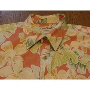 [代官山FULL UP] Cooke Street Honolulu の古着 アロハシャツ (L) メンズ ハワイアン シャツ 古着/中古/代官山 daikanyama-fullup