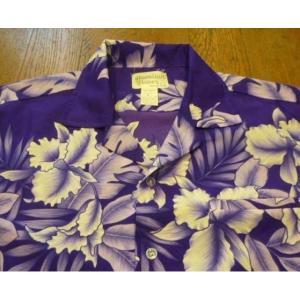[代官山FULL UP] Hawaiian Flavor の古着 アロハシャツ (L) メンズ 半袖 ハワイアンシャツ  古着/中古/代官山 daikanyama-fullup
