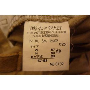ラルフローレン RALPH LAURENのレディースカーゴパンツ CLASSIC CHINO   古着/中古/アメカジ[代官山FULL UP] daikanyama-fullup 06