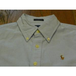 [代官山FULL UP]  古着のRALPH LAUREN レディースボタンダウンシャツ (6)  CLASSIC FIT  古着/中古/代官山|daikanyama-fullup