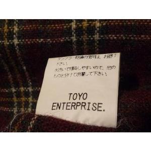 [代官山FULL UP] SUGAR CANEのウールシャツ  古着/中古|daikanyama-fullup|06