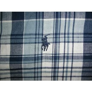 [代官山FULL UP]Ralph Laurenのマドラスチェックシャツ  古着/中古|daikanyama-fullup|04