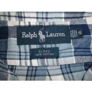 [代官山FULL UP]Ralph Laurenのマドラスチェックシャツ  古着/中古|daikanyama-fullup|05