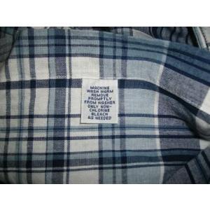 [代官山FULL UP]Ralph Laurenのマドラスチェックシャツ  古着/中古|daikanyama-fullup|06