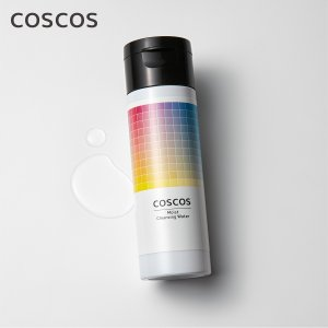 COSCOS クレンジングウォーター クレンジング 化粧品一体型 保湿成分配合 しっかりメイクもスルっと コスコス コスプレ こすこす|daikanyama-st