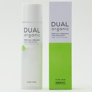 DUAL ORGANIC [デュアルオーガニック]アクネハーブウォーター オーガニック 化粧水の画像
