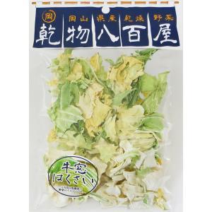 国産 乾燥野菜  乾物八百屋 牛窓はくさい 20g 岡山県産|daiki-foods