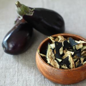 国産 乾燥野菜  乾物八百屋 なす 20g 岡山県産|daiki-foods