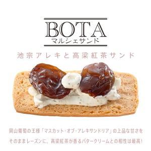 サブレサンドBOTA 池宗アレキと高梁紅茶サンド(5個入り)|daiki-foods