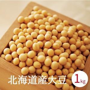 大豆 北海道産 とよまさり 1kg ユキホマレ 国産大豆 味噌 豆乳 豆腐用 味噌作り