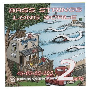 DaikingBassString 2setDAB-452 ベース弦が2SET入ってます|daikingcorporation