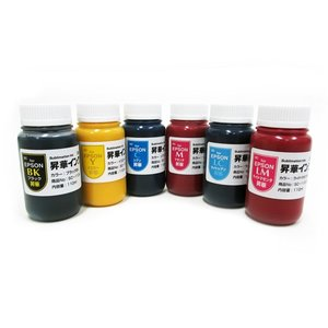 EPSON / Brother用昇華インク タイプ:SC 内容量:110ml(Sublimation Ink Type:SC)|daiko2001