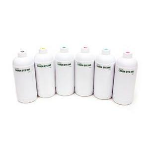 CANON用ユニバーサル(全機種共通)染料インク 内容量1L(1000ml)|daiko2001