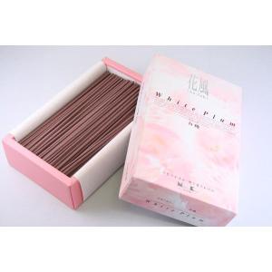 線香 日本香堂 花風(ka-fuh) 白梅 バラ詰|daikokuya-b