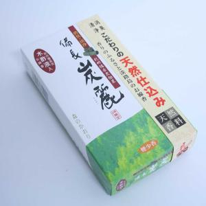 線香 梅薫堂 備長炭麗 森のかおり 120g入|daikokuya-b