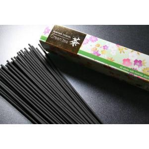 お香 線香 梅栄堂  GREENTEA 緑茶 香立て付き daikokuya-b