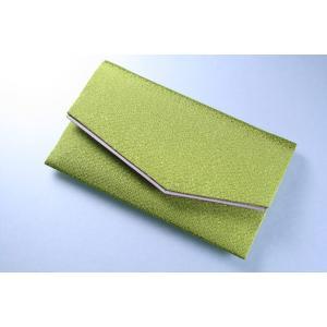 数珠袋 念珠袋 ちりめん:黄緑|daikokuya-b