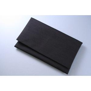 数珠袋 念珠袋 萩:黒色|daikokuya-b